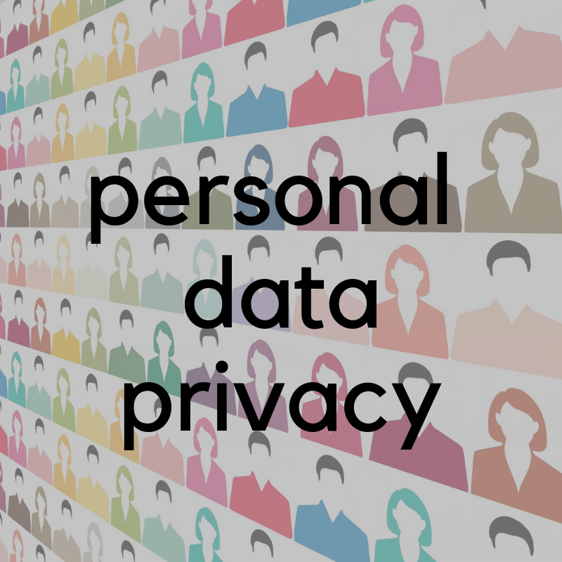 protect personal data privacy