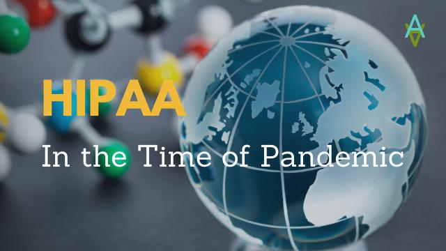HIPAA during pandemic