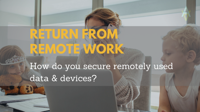 return from remote work