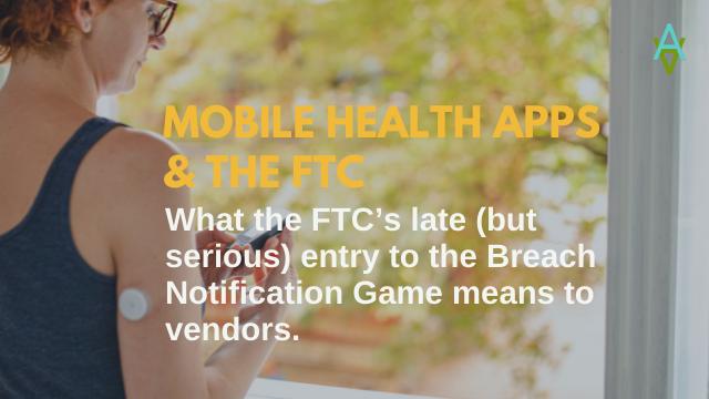 FTC breach notification mobile app